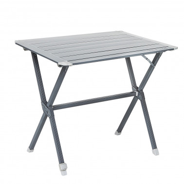 TRIGANO Table alu 80