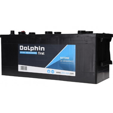 DOLPHINE First batterie calcium 140 Ah