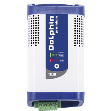 Dolphin Chargeur Premium 12V/15A