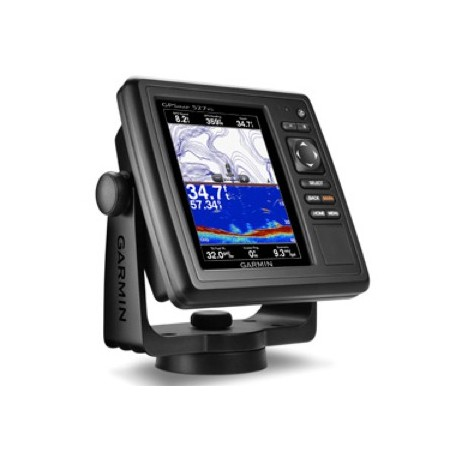 garmin gpsmap 527xs pack sonde ta tableau arri re gps sondeur bateau. Black Bedroom Furniture Sets. Home Design Ideas