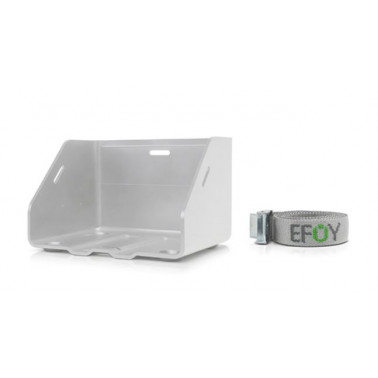 EFOY Support cartouches à combustible + sangle | fixation camping-car & bateau | H2R Equipements