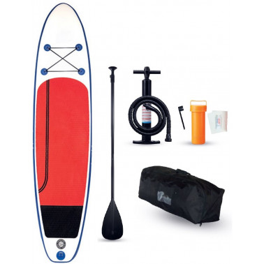 WATER ID Pack Paddle 10.6' | Stand Up Paddle Board gonflable 320 cm livré complet | H2R Equipements