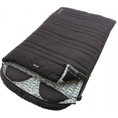 OUTWELL Camper Lux Double -16°C duvet 2 places grand confort