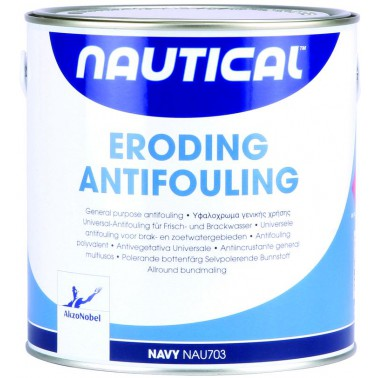 NAUTICAL Eroding Antifouling 0,75 L