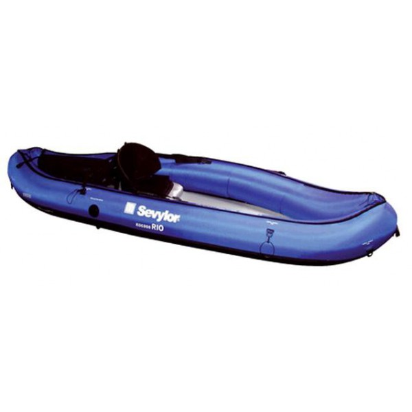 Sevylor rio kcc 305 kayak gonflable 1 place haut de gamme - Kayak gonflable 1 place ...