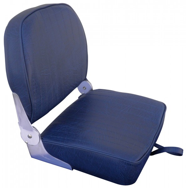 si ge fauteuil pilotage pour bateau vedette ou semi rigide mousse bleu. Black Bedroom Furniture Sets. Home Design Ideas