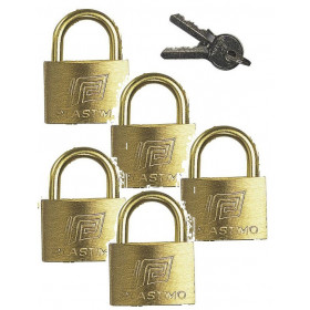PLASTIMO Set de 5 cadenas 40 mm