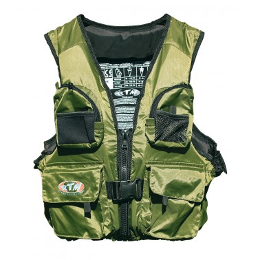 RTM FISHING Gilet pêche