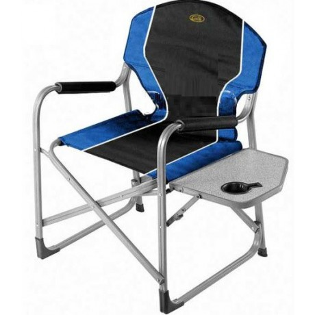 chaise de camping fauteuil pliant avec tablette p che ou plage camp4. Black Bedroom Furniture Sets. Home Design Ideas