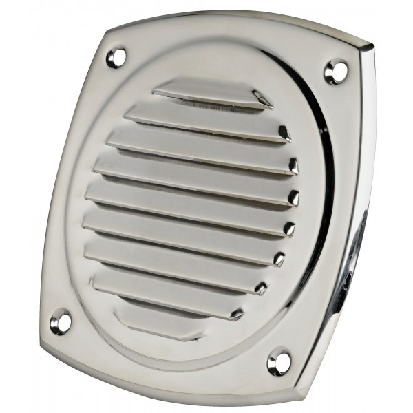 Osculati grille d 39 a ration inox ronde bateau ou fourgon - Grille vide sanitaire ...