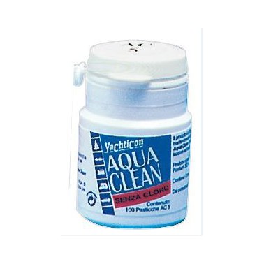 YACHTICON Aqua Clean Pastille