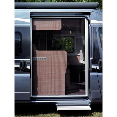 dometic flytec ft 100 moustiquaire de porte fourgon am nag ducato. Black Bedroom Furniture Sets. Home Design Ideas