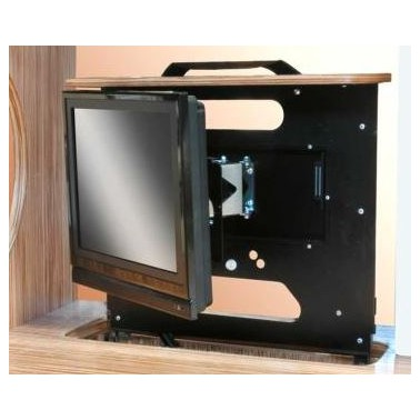 PROJECT 2000 Support TV manuel orientable