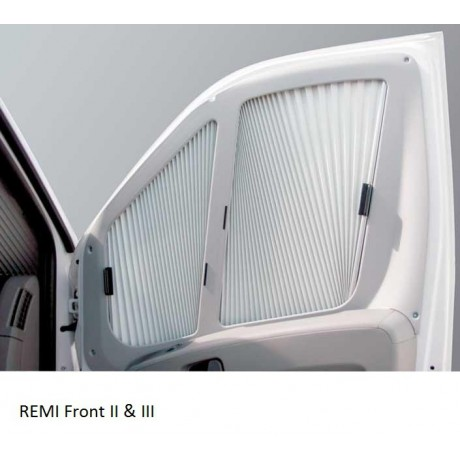 rideau pliss isolat remis remi front ford transit. Black Bedroom Furniture Sets. Home Design Ideas