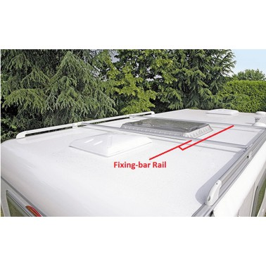 FIAMMA Fixing-Bar Rail