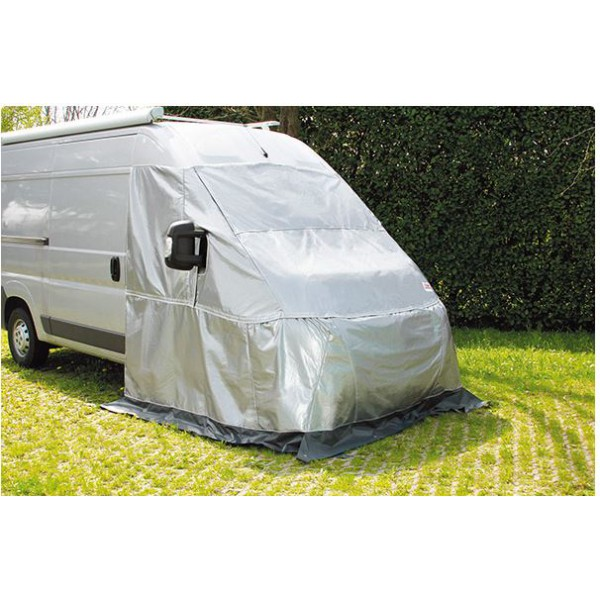 Fiamma thermoglas xxl ducato housse rideau isolant fourgon for Nettoyer pare brise exterieur
